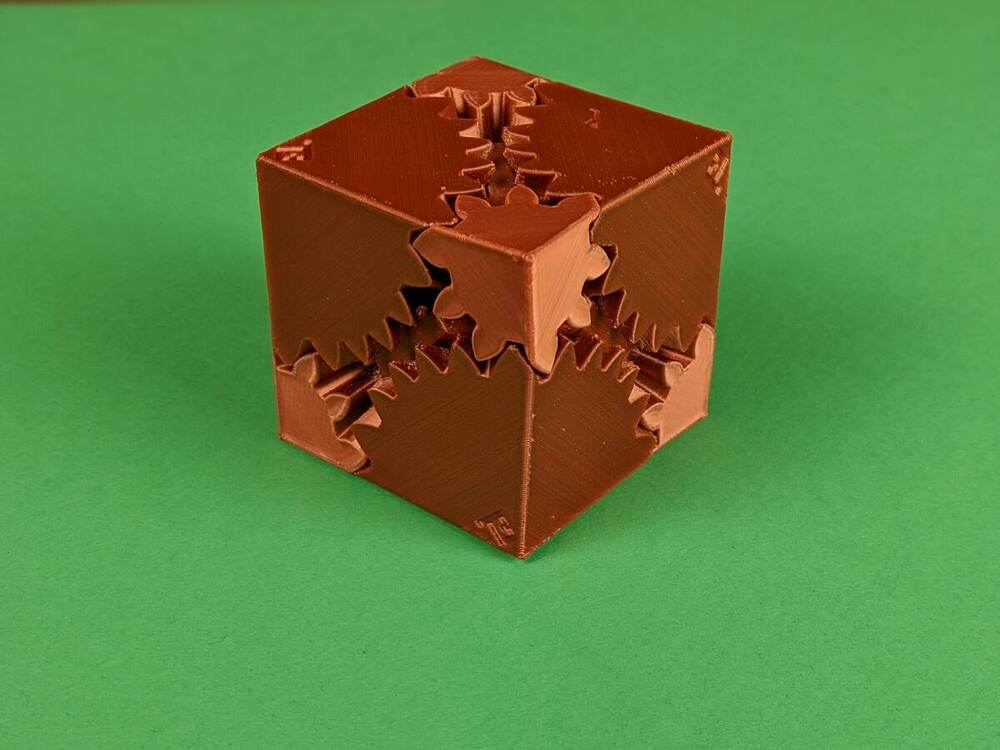 Cube Gear - Ender 3