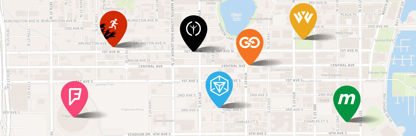 Using Geospatial Data For Social Entertainment