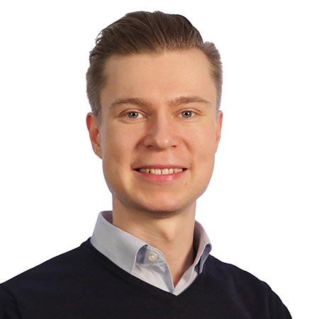 Juho Tikkanen portrait