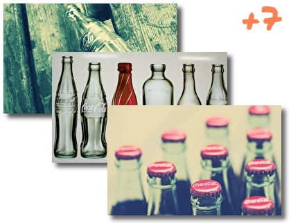 Cola Bottle theme pack