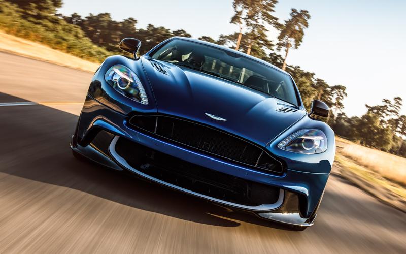 Exceptionnel Aston Martin Vanquish S