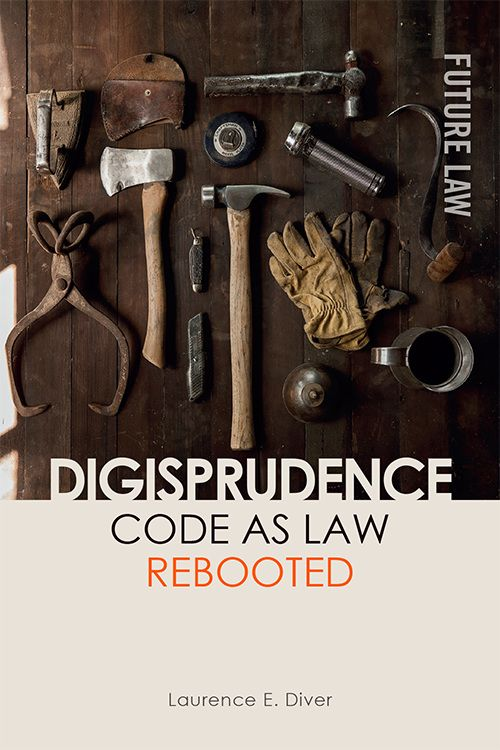 Cover of Digisprudence: Code as Law Rebooted