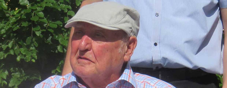 Hommage à Paul Baeten, passeur de Mémoire