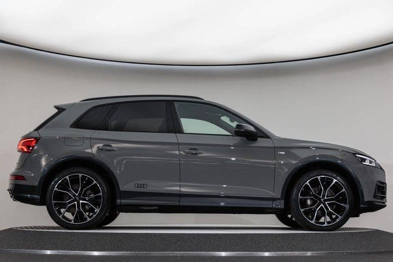 Audi Q5 2.0 TFSI 252pk Quattro Black Edition Luchtvering Panoramadak ACC Valconaleder VirtualCockpit Carbon Matrix Keyless DriveSelect Navi/MMI/Touch Camera ParkAssist Pdc afbeelding 12