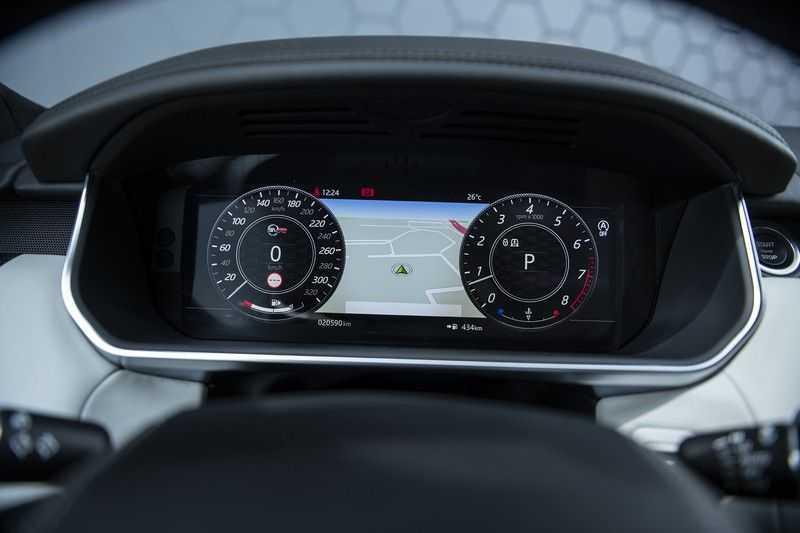 "Land Rover Range Rover Sport P575 SVR Carbon SVR motorkap + Drive Pro Pack + Panoramadak + 22"" + Stoelkoeling + Head-Up + Stuurwielverwarming + Carbon interieur afbeelding 18"