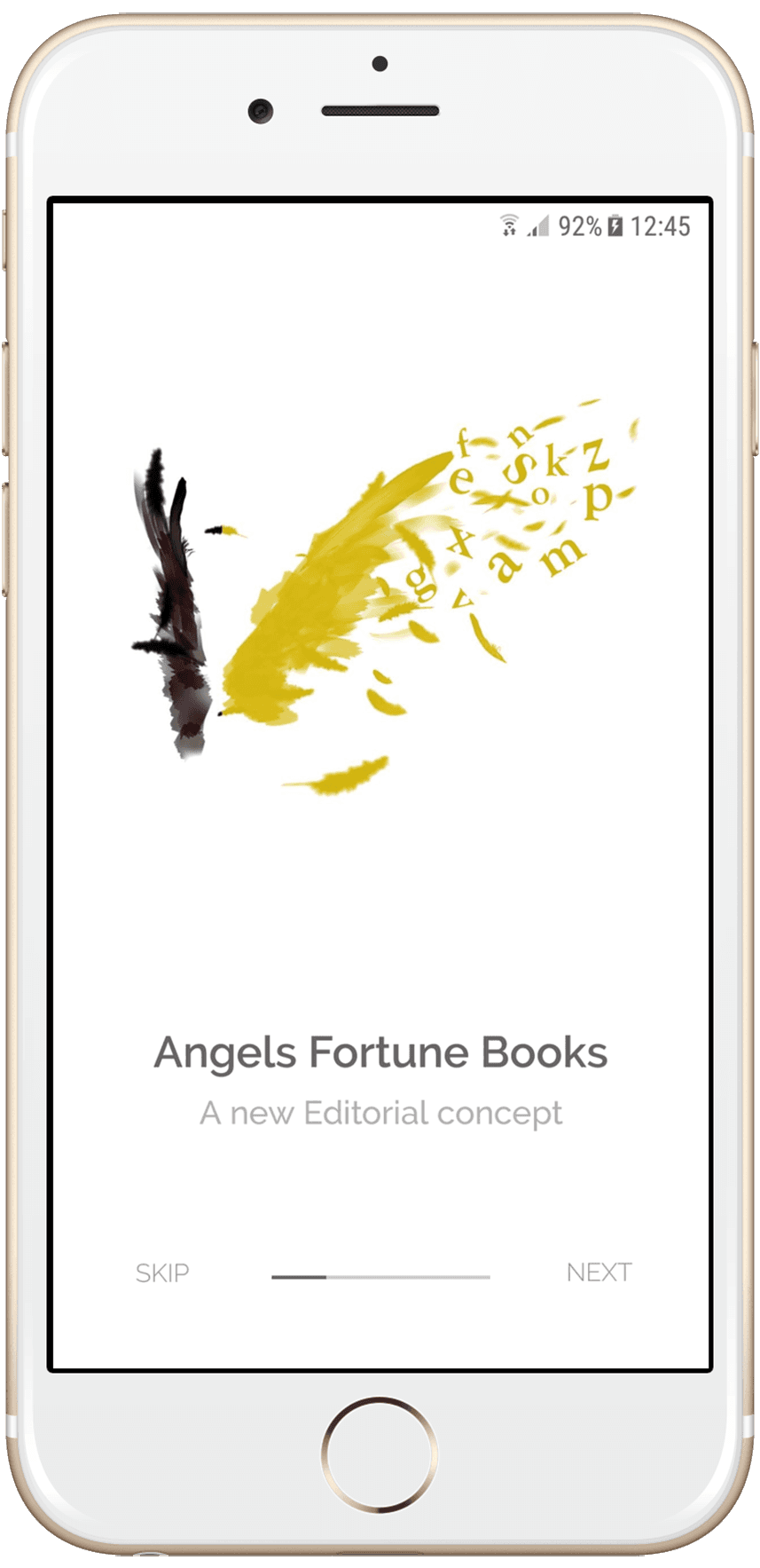 ANGELS FORTUNE BOOKS