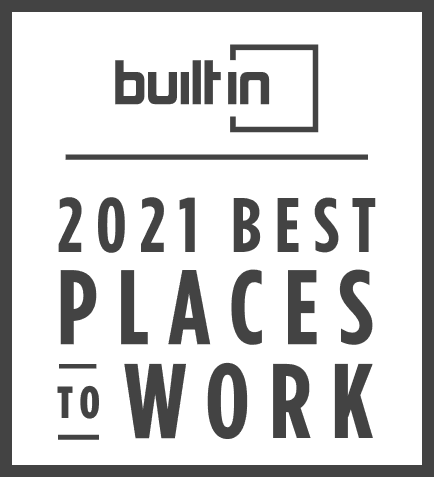 Rated one of builtin's 2020 best places to work in Austin
