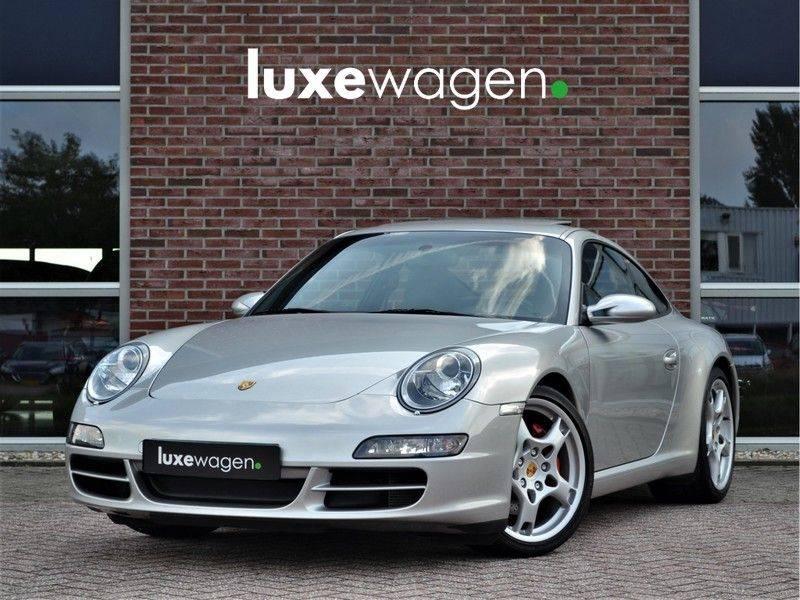 Porsche 911 Coupé 3.8 Carrera S 997 - dealer o/h - unieke kms afbeelding 1