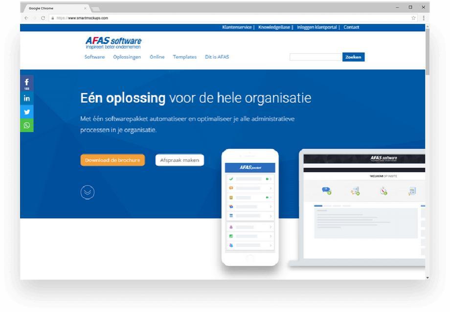 afas | payt - automatiseert het debiteurenbeheer