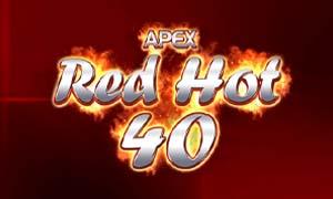 Apex Red Hot 40