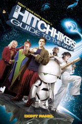 cover The Hitchhiker's Guide to the Galaxy