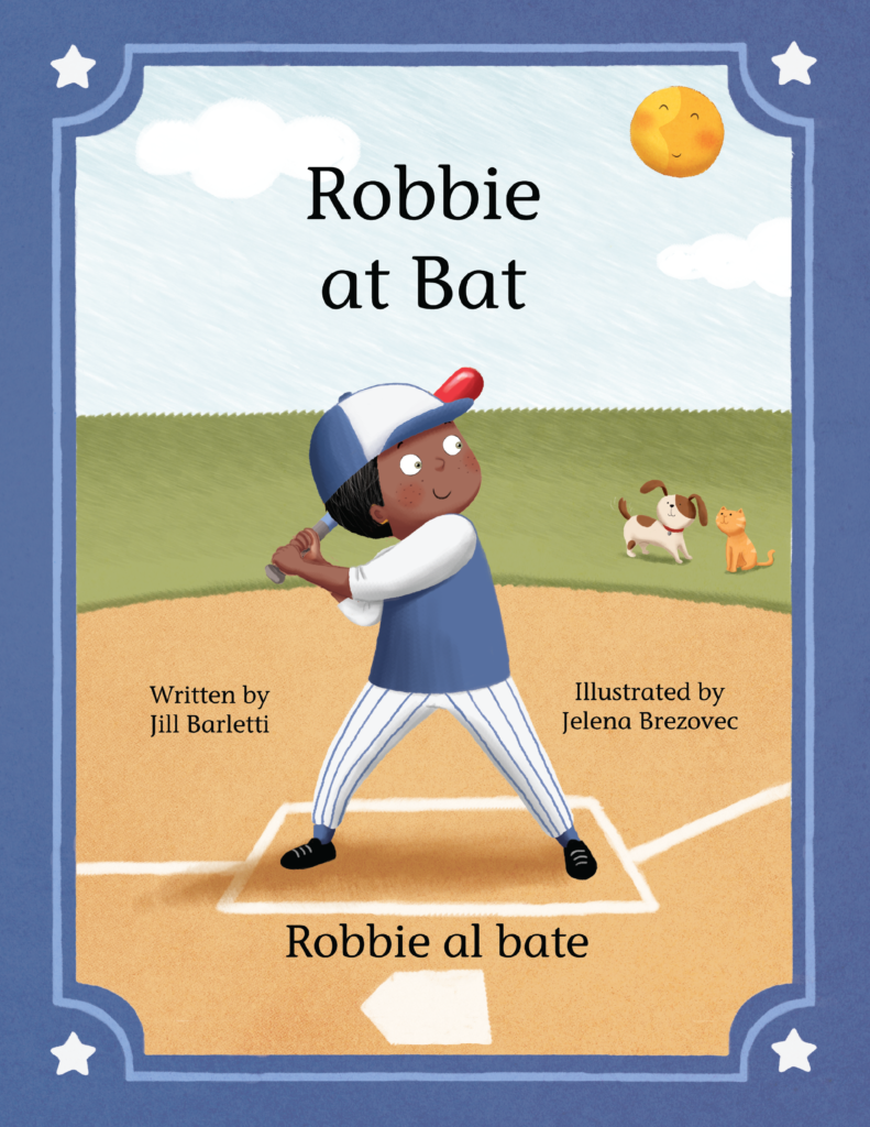 Cover of At Bat for Boys Book