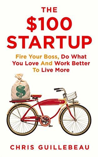 The usd 100 startup book cover