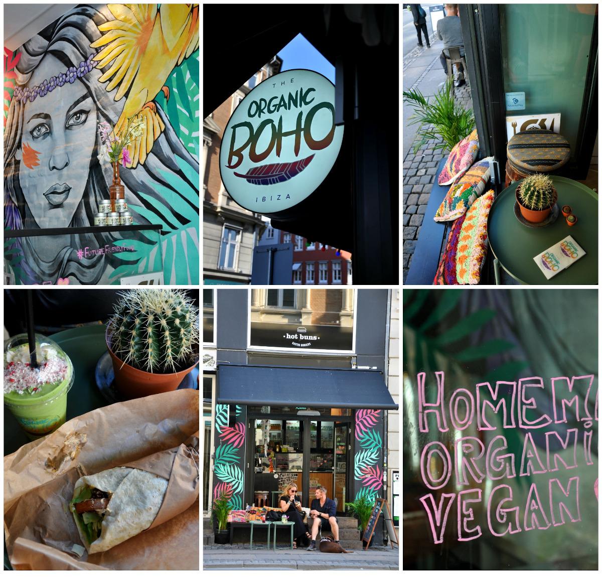Copenhagen The Organic Hobo