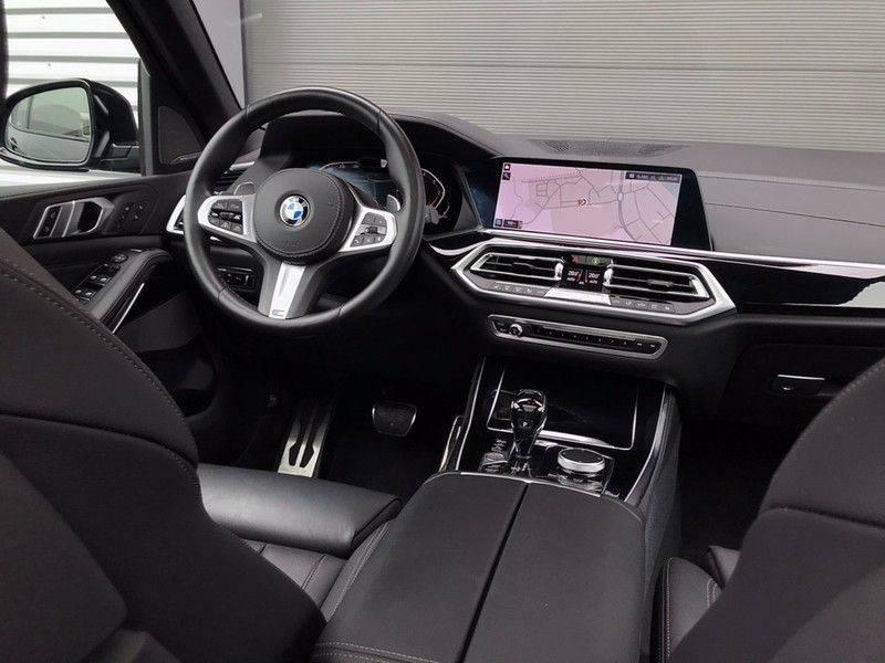 BMW X5 X-Drive VERKOCHT 3.0D 265PK, M-Sportpakket, Pano, Harman/Kardon, Massage, Head-Up, 360* Camera, Night Vision, Soft-Close, LMV'22 afbeelding 10