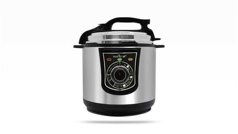 NutriChef Pressure Cooker
