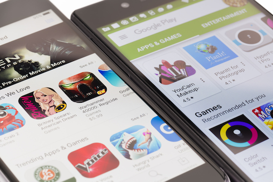 Mobile App Stores Guide 2018
