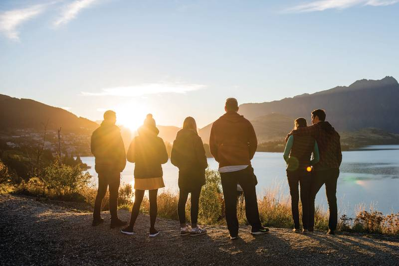 New Zealand's Best Sunset Spots