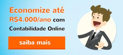 Economize até 4000 reais por ano com Contabilidade Online