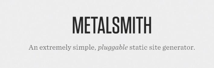 Metalsmith Demo Site