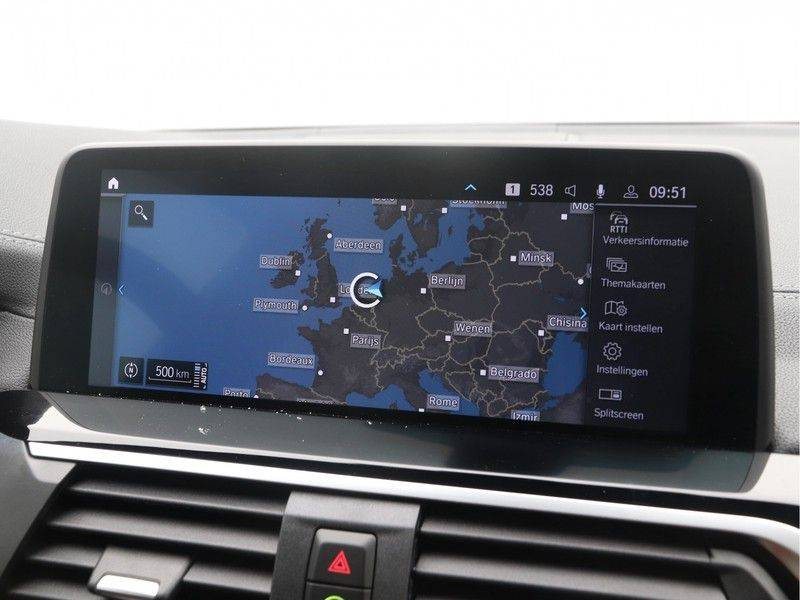 BMW X3 xDrive 30e High Executive M-Sport Individual afbeelding 19