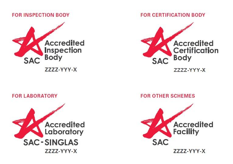 SAC Accreditation Marks