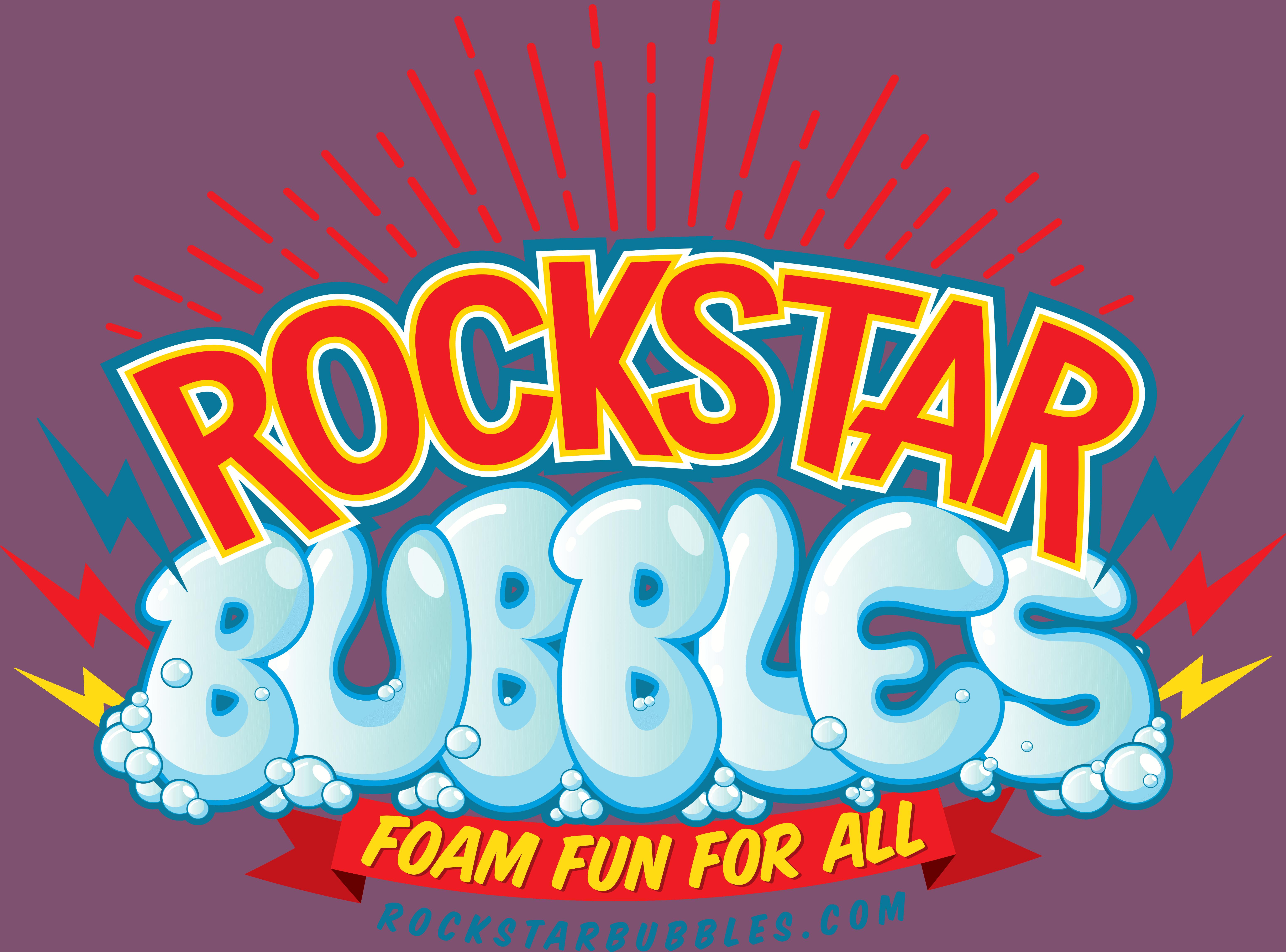 rockstar bubbles logo