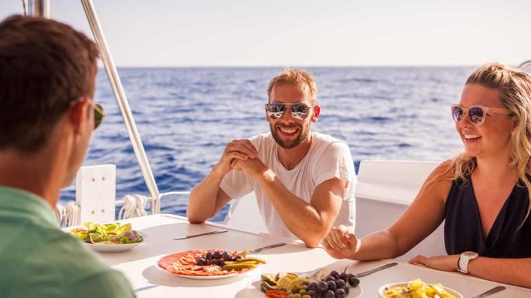 Enjoy the best coffee when you sail in Turkey