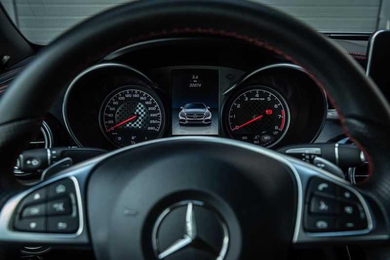 Mercedes-Benz C-Klasse Cabrio 43 AMG 4MATIC, 367 PK, Distronic Plus, Comfort/Pakket, Head/Up, LED, Airscarf, Sport/Uitlaat, 30DKM! afbeelding 22