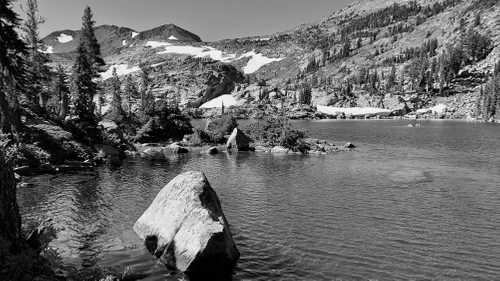 Dick's Lake in Desolation Wilderness