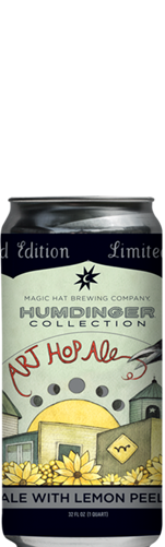 Art Hop Ale-bottle