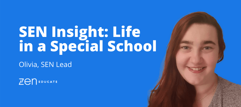 SEN Insight: Life in a Special School