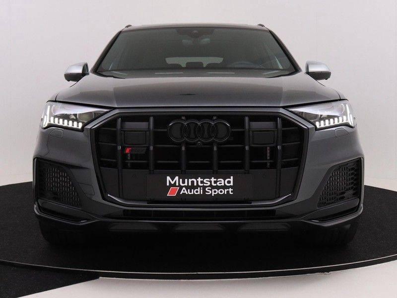 Audi Q7 4.0 TFSI SQ7 quattro 7p 507PK | S-Line | Pano.Dak | 360 Camera | B&O Sound | Keyless-Entry | S-Sportstoelen | Assistentie Tour-City-Parking | 7 Persoons afbeelding 10