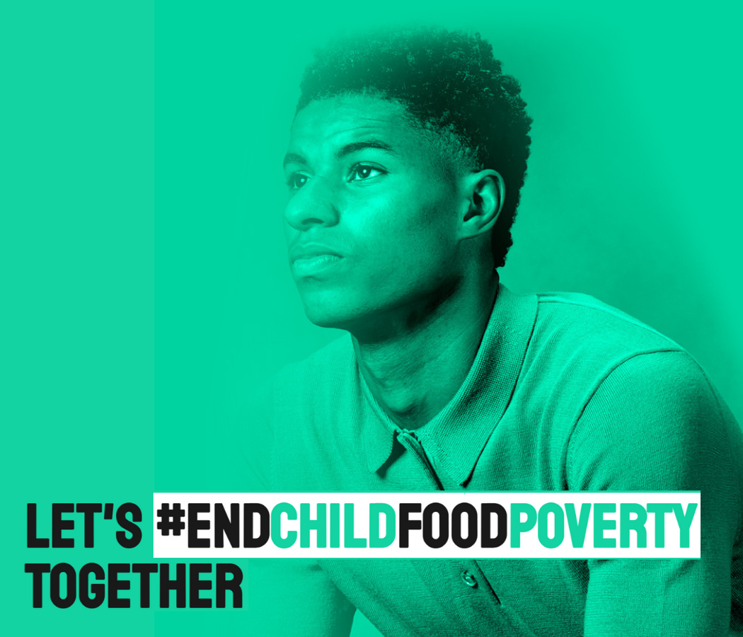 The Food Foundation supported by Web Geo Services: working to end child food poverty