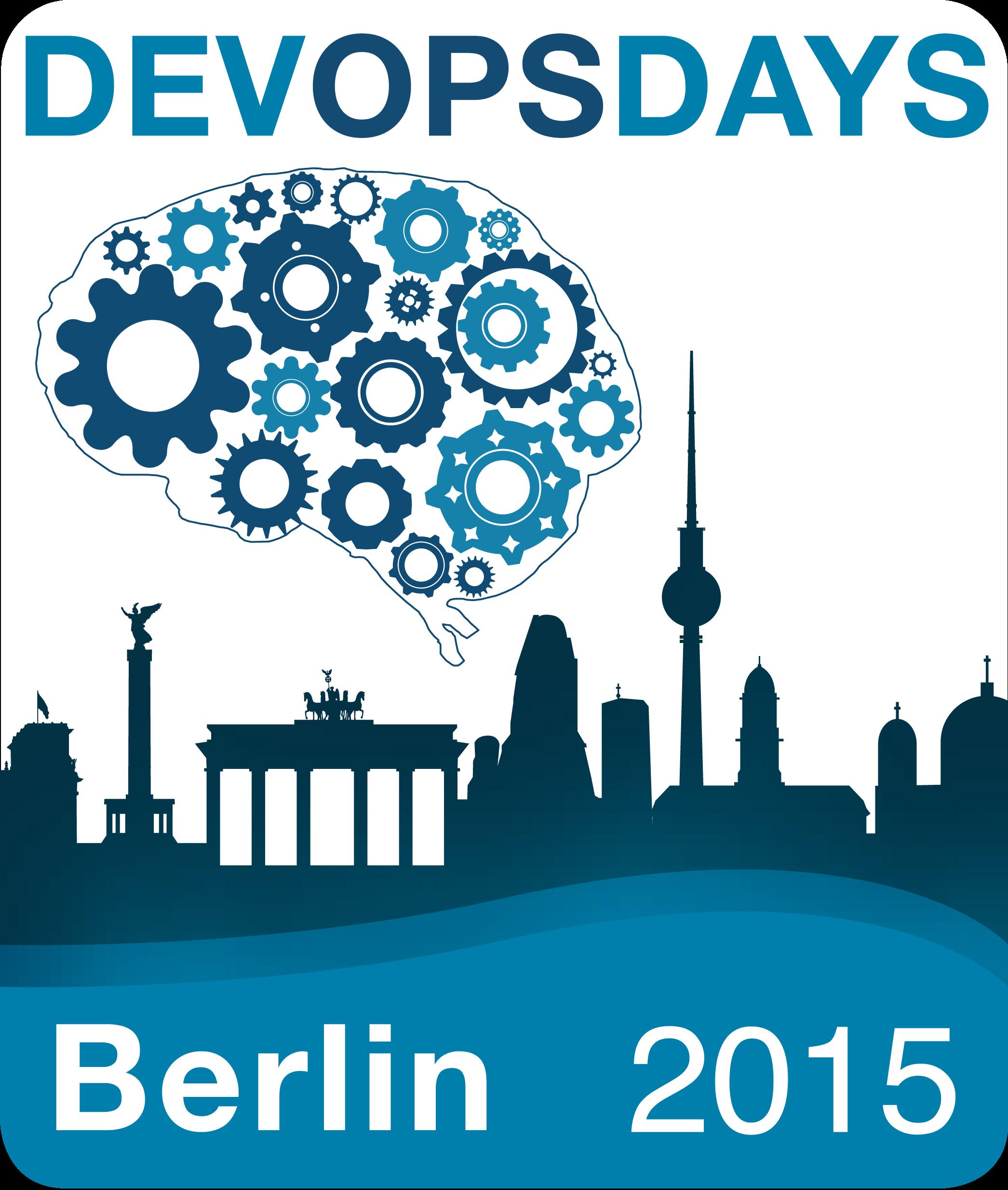 DevOpsDays Berlin 2015 logo