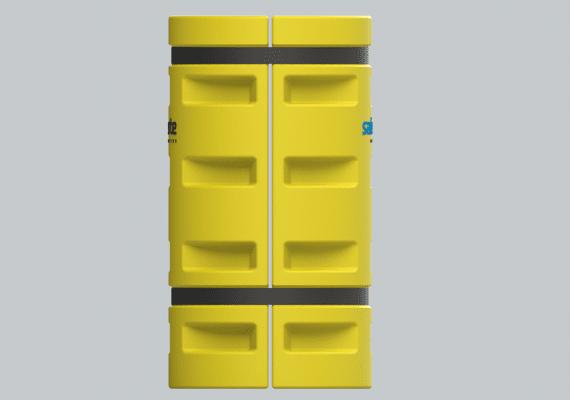 Column Protector side