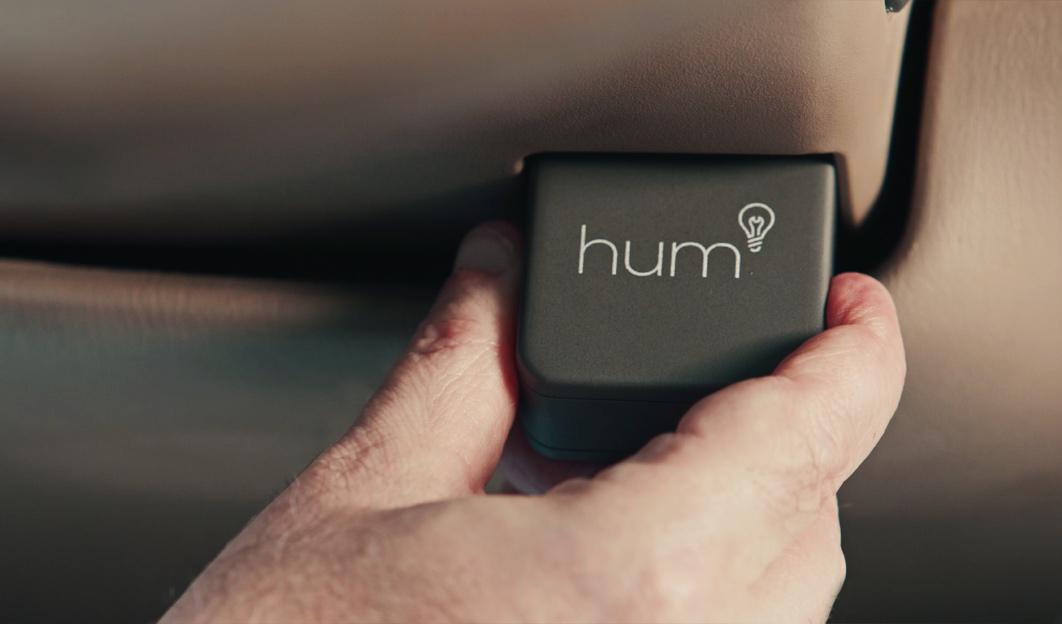 Hum× OBD Reader