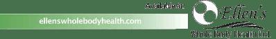 Ellens whole body health logo