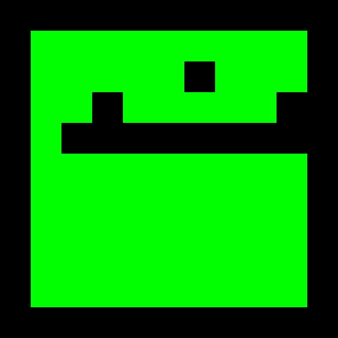 logo for t0tallyKy1e (Kyle Demers's alias as a game developer)