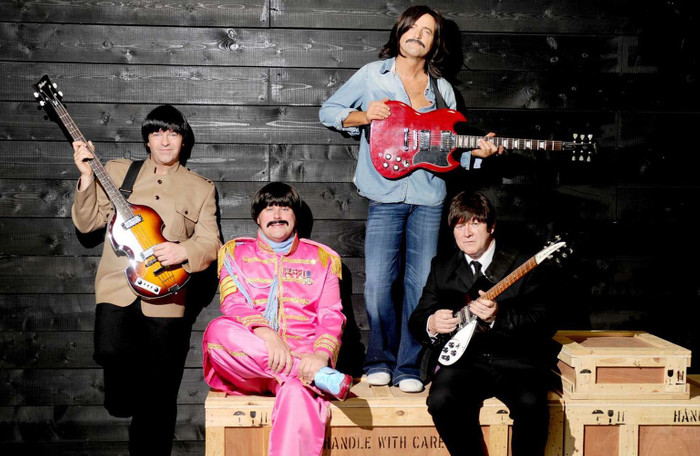 Come Together with The Upbeat Beatles and read our interview
