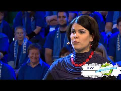 Moja Slovenija - Ana Marija Mitič na vročem stolu