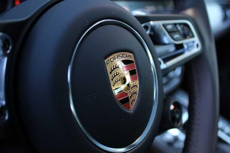 Porsche Macan 2.9 Turbo Zeer kompleet! afbeelding 4