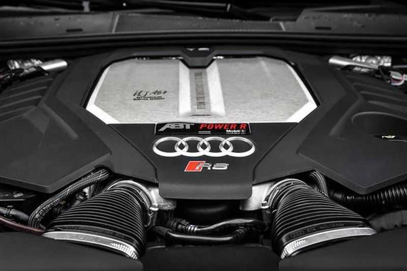 Audi RS6 RS6R ABT LIMITED 1/125 (740 PK / 920 NM) NP.305K afbeelding 21