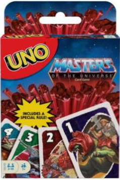 Masters of the Universe Uno