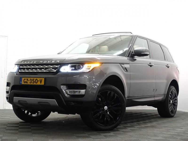 Land Rover Range Rover Sport 3.0 TDV6 259pk HSE Dynamic 7pers Autom- Panodak, Leer, Camera, Memory, Full! afbeelding 23