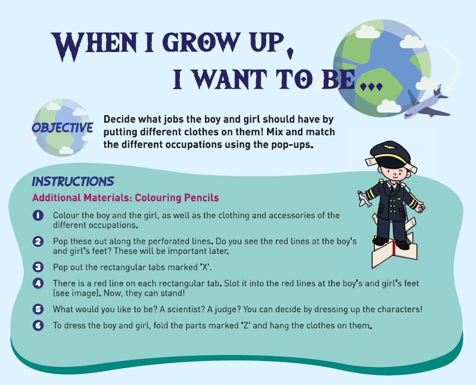 When i grow up image