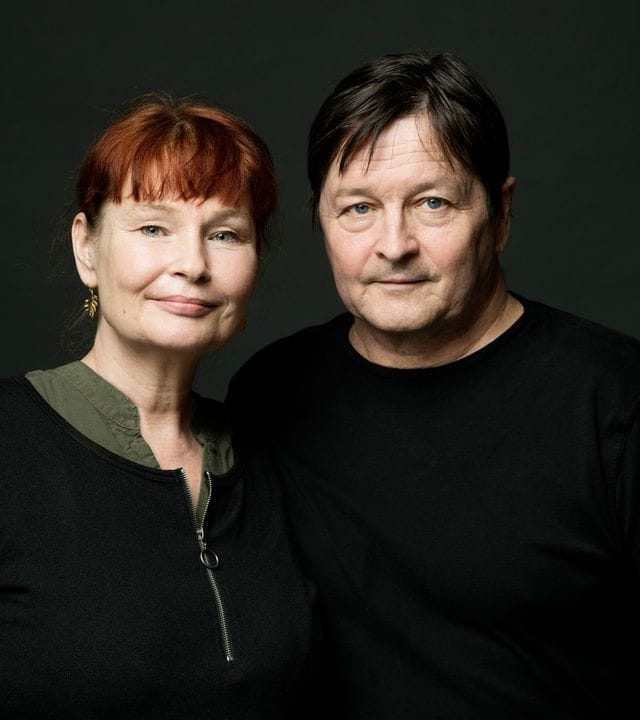 Lise Ringhof & Erik Valeur