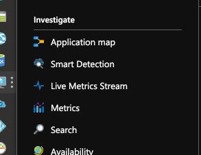 App Insights Blade