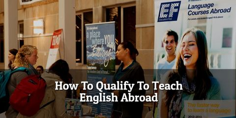 Answers to important questions about how to qualify to teach English abroad. Low-down on what you need and how to find the best program to get you going.