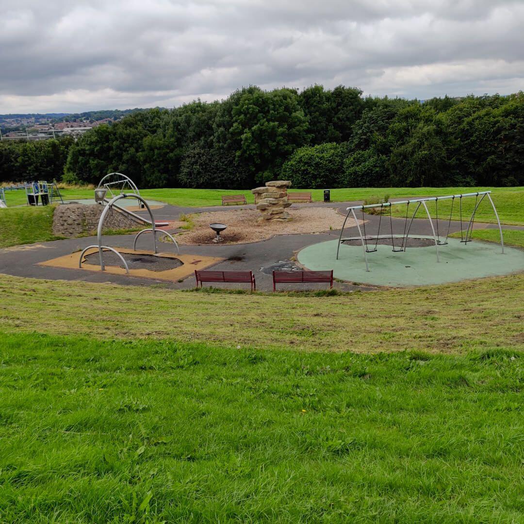 Holbeck Park Leeds Play Ground